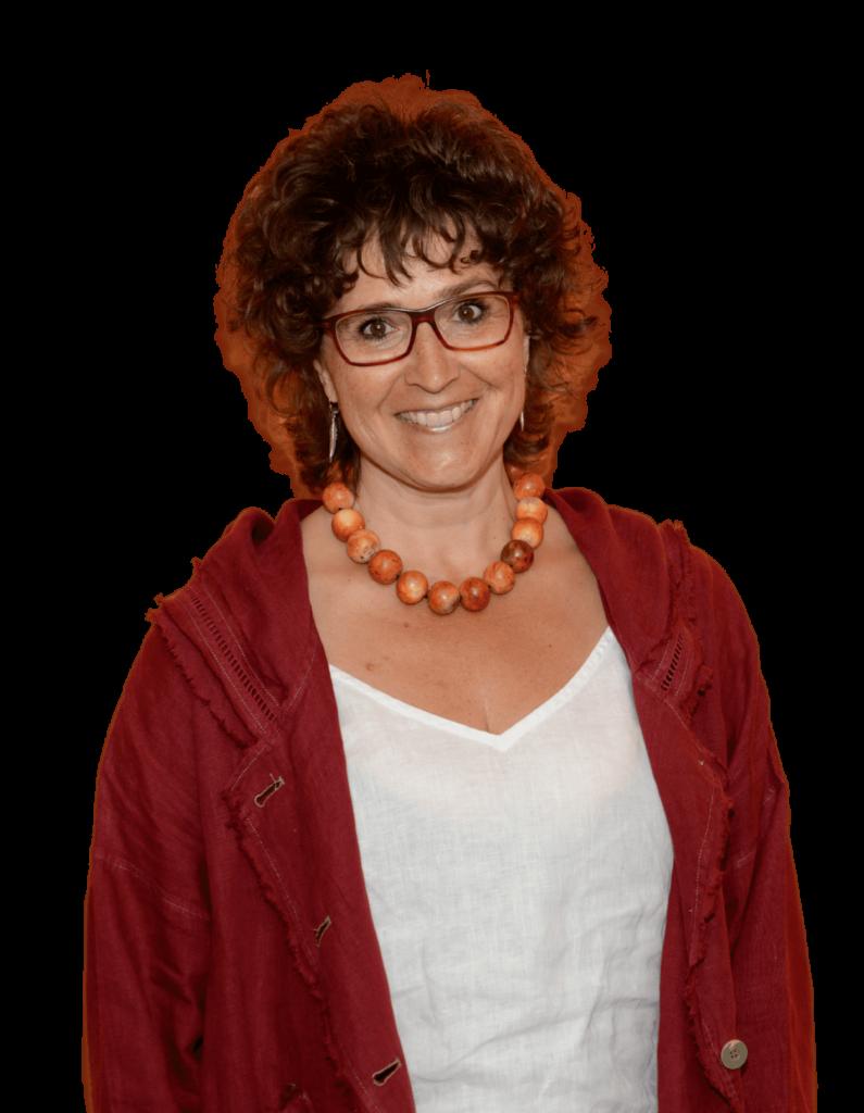 Lebenskraft-Trainerin Lilly Kamm